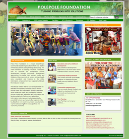Free free organisationngo free website htmlcss templates real free organisationngo website templates pronofoot35fo Image collections